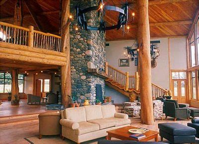 Natural Log Homes, New Zealand: Most Beautiful Houses in