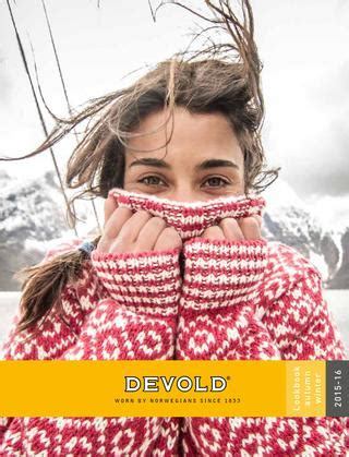 07 catalogue devold hiver 2016 17 by Noovéo - Issuu
