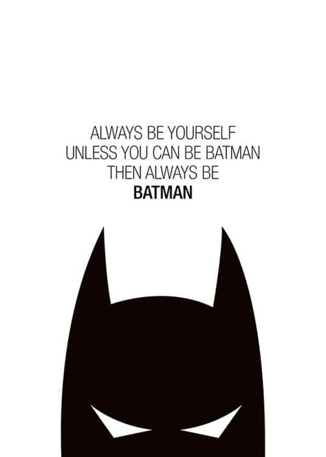 Kid's poster with Batman, posters for kids