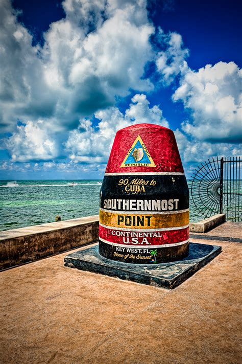 Southernmost Point Continental USA   One of the biggest