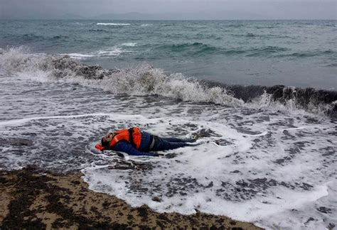 Children among dozens of refugees found drowned on Turkish