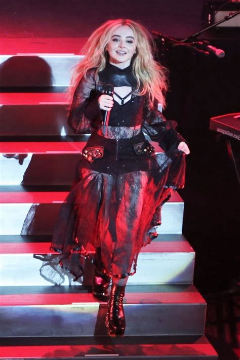 Sabrina Carpenter - Performs Live at the Vogue Theatre for