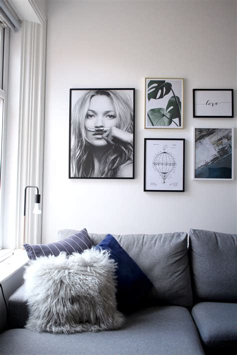 My Gallery Wall with Desenio (including 25% discount code)