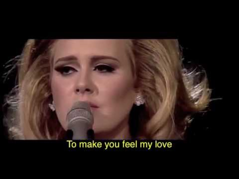 Make You Feel My Love sheet music by Adele (Piano, Vocal