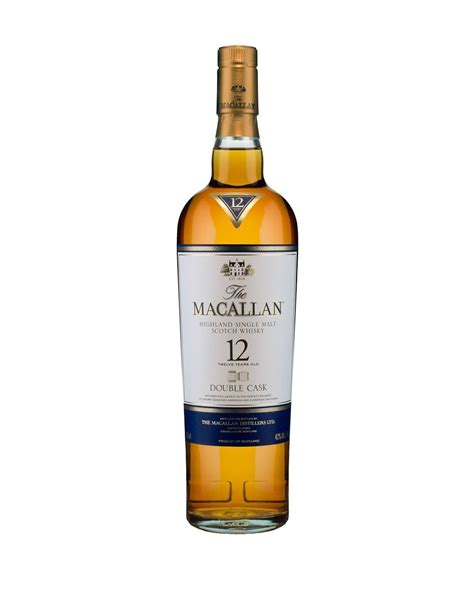 The Macallan® Double Cask 12 Years Old   Buy Online or