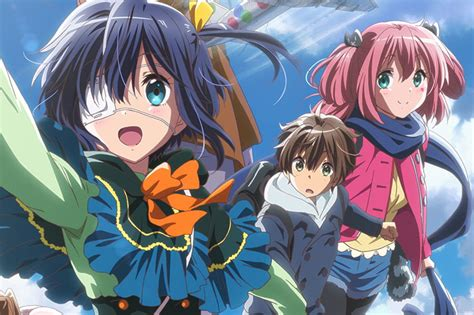 Review: Love, Chunibyo and Other Delusions -Take on Me