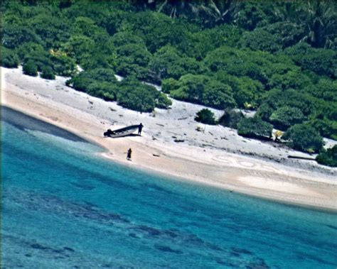 Sailors Rescued From Remote Desert Island Thanks To