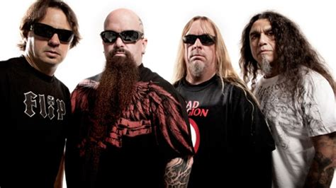 Slayer Drummer Replaced for Australian Tour - Rolling Stone