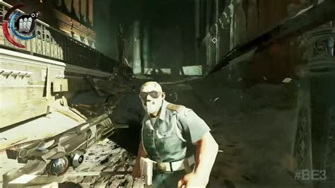 New Dishonored 2 Gameplay at Bethesda's E3 Conference