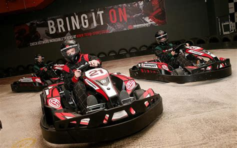 Leicester races ahead with jobs for new go-karting track