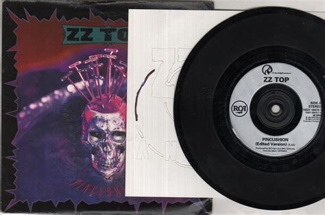 Zz Top Pincushion Records, LPs, Vinyl and CDs - MusicStack