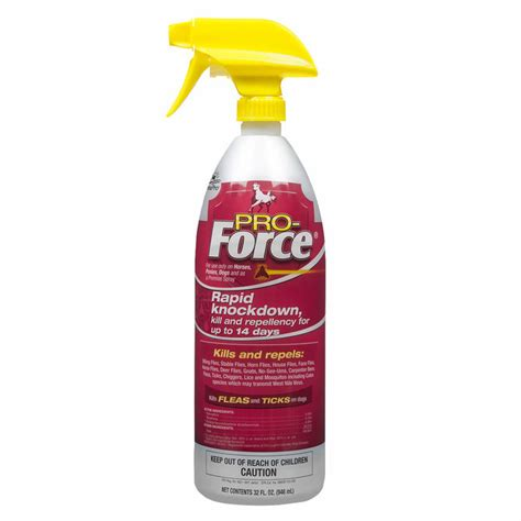 Pro-Force Fly Spray for Horses and Dogs - PBS Animal Health