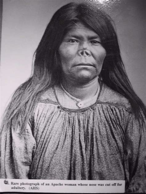 Tombstone, AZ - Picture by Camilius Fly, 1880s, of Apache
