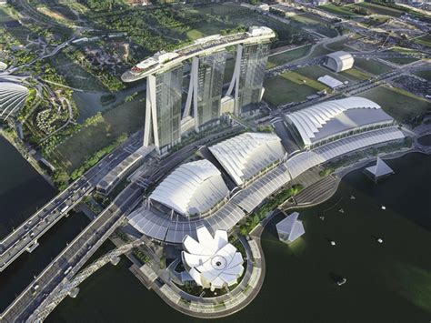 New Fourth Tower for Marina Bay Sands changes Singapore