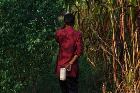 Nearly a Billion People Still Defecate Outdoors