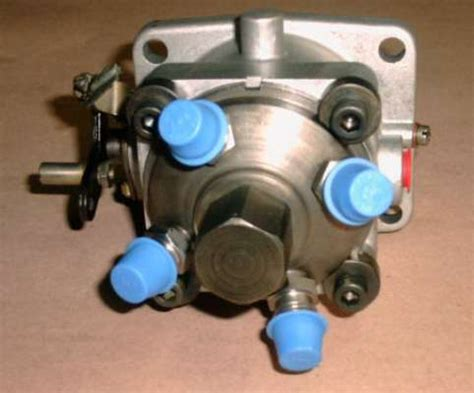 Injection Pump, 4 cyl
