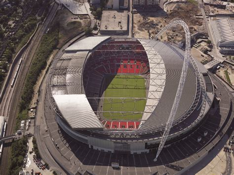 Wembley National Stadium / Foster + Partners | ArchDaily