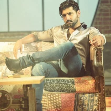 Arun Vijay talks about his antagonist role in Bruce Lee