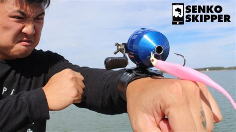 Is this a JOKE? Wrist Fishing Rod from Wish