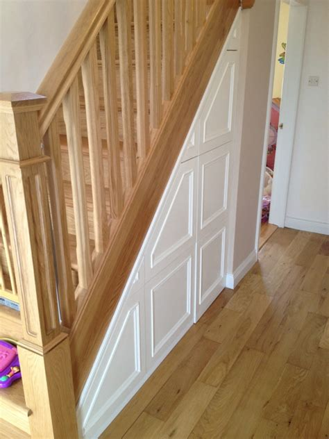 3 Under Stairs Storage ideas for your home | George Quinn