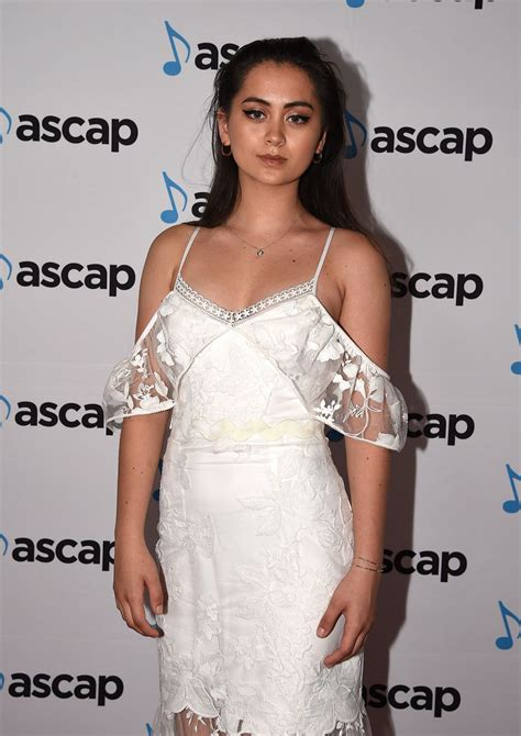 JASMINE THOMPSON at 34th Annual Ascap Pop Music Awards in