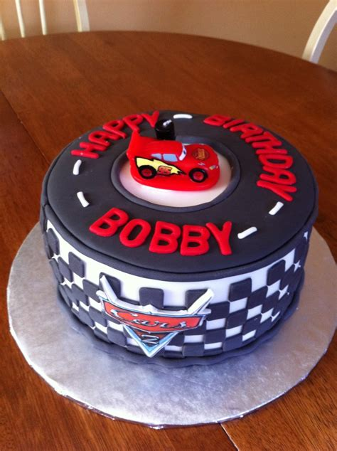 Cars 2 Cake - CakeCentral