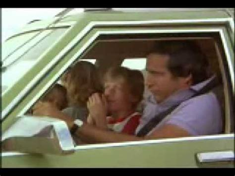 National Lampoons Vacation - Clark drives the Family
