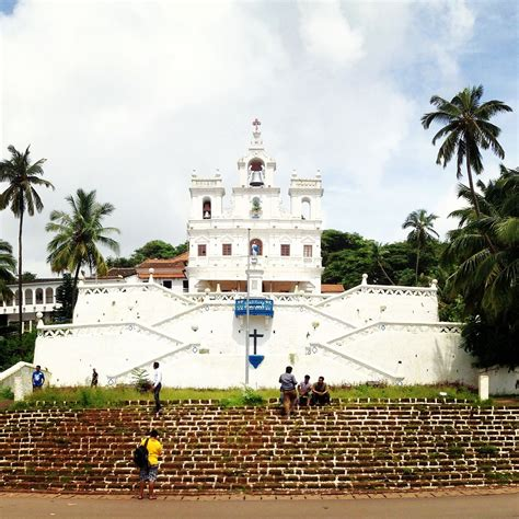 Our Lady of the Immaculate Conception Church, Goa - Wikipedia