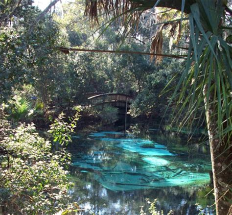 Gary and Delys RV Travels: Juniper Springs State Park and