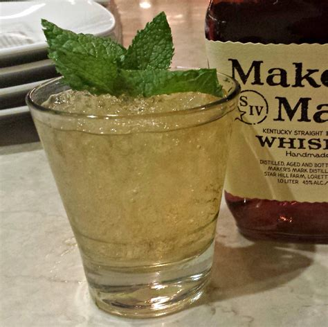 Top 10 Maker's Mark Whiskey Drinks with Recipes | Only Foods