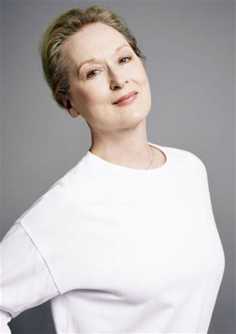 """Interview with Meryl Streep: """"Never stand still"""