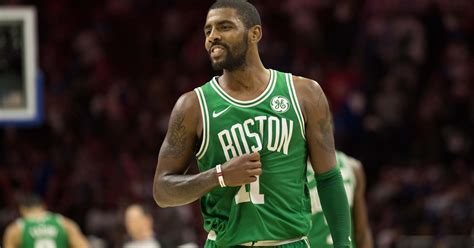 Kyrie Irving fined $25,000 for 'inappropriate language' at fan