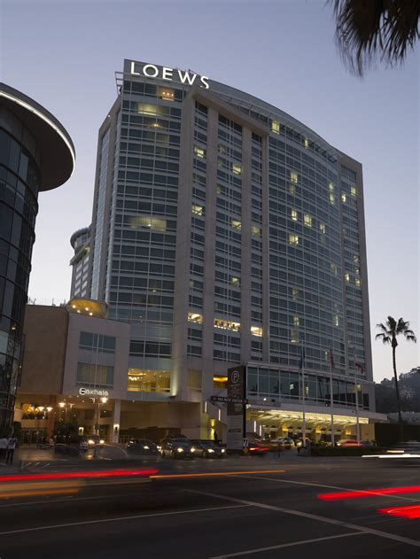 Loews Hotel Gets a Hollywood-Style Facelift - Only In