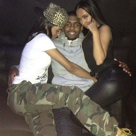 Photo of the Day: Kyrie Irving giving you the finger