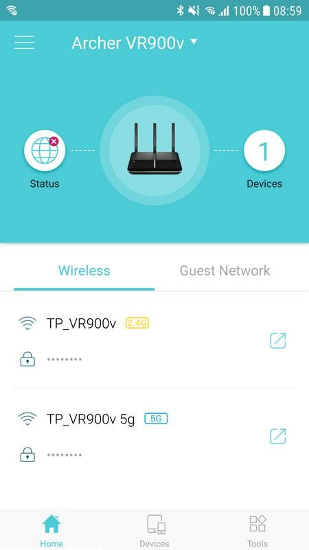 TP-Link Tether APK Download - Free Tools APP for Android