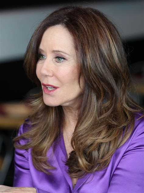 Mary McDonnell - Mary McDonnell Photos - 'Extra