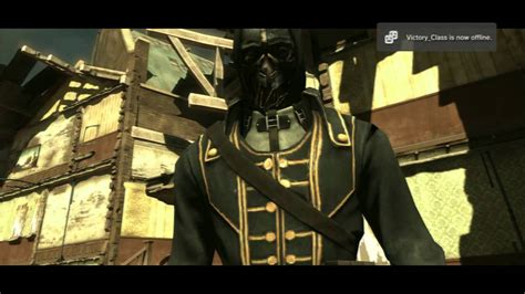 Dishonored: Brigmore Witches - Ending Outsider Cutscene