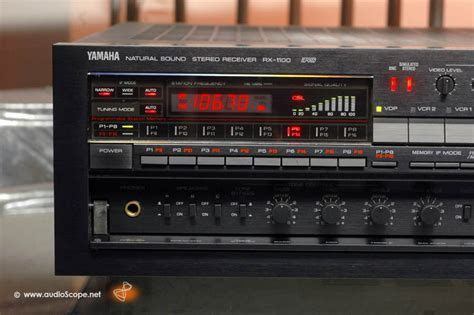 Yamaha RX-1100, Top of the Line AV-Receiver for sale