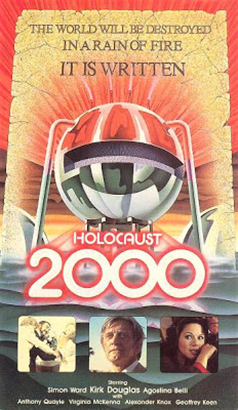 BLACK HOLE REVIEWS: HOLOCAUST 2000 (1977) and DAMIEN: OMEN
