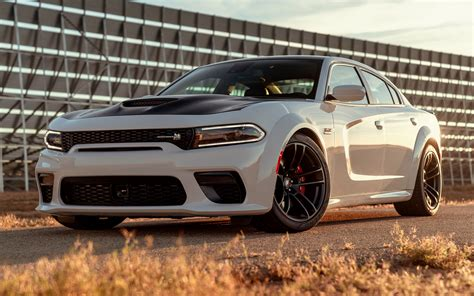 2020 Dodge Charger Scat Pack Widebody - Wallpapers and HD