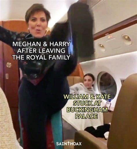 Runaway Memes About Prince Harry's And Meghan Markle's